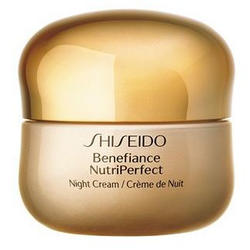 Shiseido -  Face Care Benefiance Nutri Perfect Night Cream -  50 ml